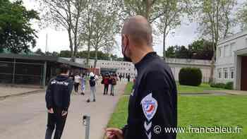 Quartier Maurepas à Rennes : un policier tient une permanence au sein du collège, tous les vendredis - France Bleu