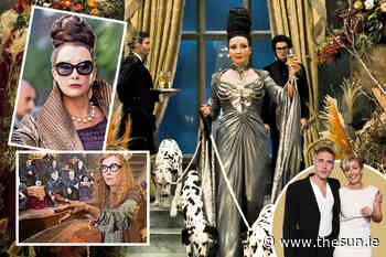 Cruella movie star Emma Thompson says her undies were like a ship's rigging… people had to pull on rop... - The Irish Sun