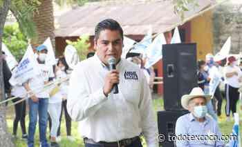 Regresar el Seguro Popular, compromiso de Ángel Mota Porras - Noticias de Texcoco