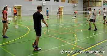 Regain de motivation au Patronage laïque Le Relecq-Kerhuon badminton - Le Télégramme
