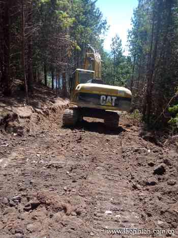 En Chitagá intervienen las vías rurales | Noticias de Norte de Santander, Colombia y el mundo - La Opinión Cúcuta