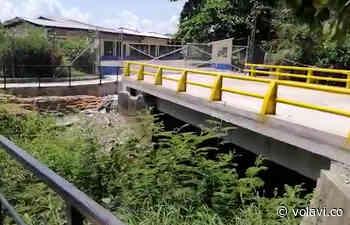 Habilitan puente de acceso al aeropuerto de Puerto Berrío - volavi - volar · viajar · vivir