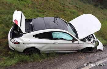 ++ Morbach: Kontrolle über Pkw verloren und überschlagen: 25-Jähriger verletzt ins Krankenhaus ++ - lokalo.de