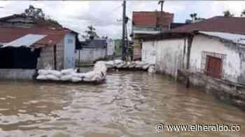 Atienden los puntos críticos en Guaranda por creciente del río Cauca - EL HERALDO