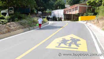 $7 mil millones, para 4 kilómetros de vía en Bucarasica | Noticias de Norte de Santander, Colombia y el mundo - La Opinión Cúcuta