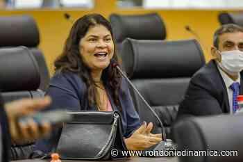 Deputada Cassia Muleta cobra providências acerca da falta de comida no hospital de Base, pela segunda vez - Rondônia Dinâmica
