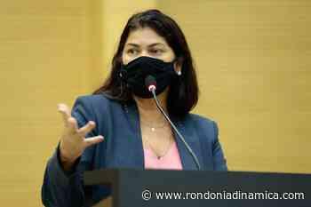 Deputada Cassia Muleta destina emenda de R$ 150 mil para aquisição de tubos para o município de Governador Jorge Teixeira - Rondônia Dinâmica