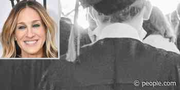 Sarah Jessica Parker Shares Pics from Son James Wilkie's High School Graduation: 'Our Fervent Hope' - PEOPLE