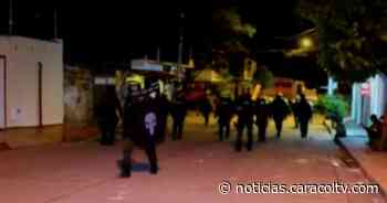 Tres personas resultaron heridas tras disturbios en Girardot - Noticias Caracol