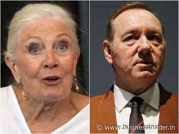 Vanessa Redgrave will not appear in Kevin Spacey's comeback movie 'The Man Who Drew God' - Business Insider India