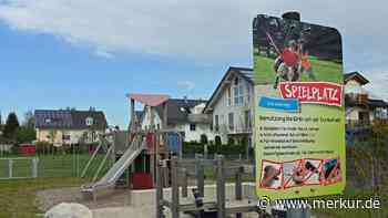 Aschheim: Messer auf einem Spielplatz: Kinder-Hasser weiter unbekannt - Merkur Online