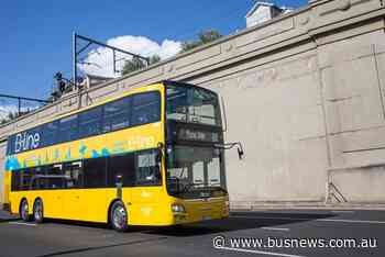 KEOLIS DOWNER AUD$900 MILLION SYDNEY NORTH BUS CONTRACT - Australasian Bus and Coach