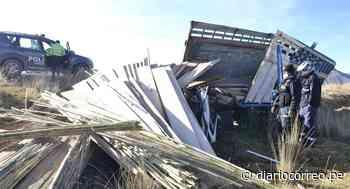 Azángaro: Tres muertos tras despiste de camión en la vía Interoceánica (FOTOS) - Diario Correo