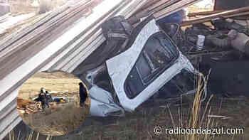 Azángaro: Fallecidos suben a tres en accidente de camión - Radio Onda Azul