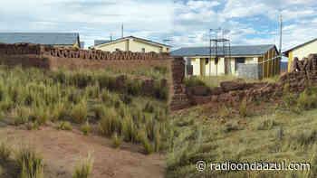 Azángaro: Pobladores de la comunidad de Chijchipani exigen la remodelación del puesto de salud - Radio Onda Azul