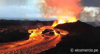 Ingemmet: ¿por qué en Perú los volcanes no arrojan ríos de lava como en Hawái? - El Comercio Perú