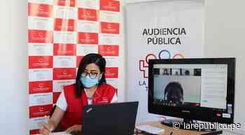 Moquegua: Contraloría recibió 12 alertas ciudadanas en Sánchez Cerro - LaRepública.pe