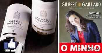 Há um novo vinho verde em Monção com assinatura da enóloga Antonina Barbosa - O MINHO