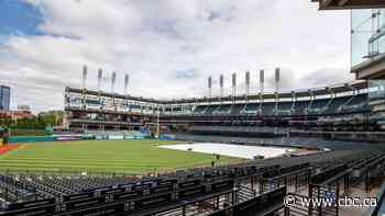 Toronto-Cleveland game postponed by high winds