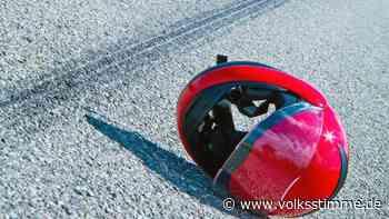 Am Dienstagnachmittag Bernburg: Zwei Motorradunfälle mit Personenschaden - Volksstimme