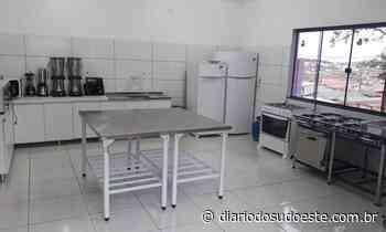 Prefeitura de Mangueirinha inaugura cozinha industrial - Diário do Sudoeste