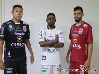 ESPORTE: Clube Atlético Deportivo (CAD) enfrenta equipe de Mangueirinha amanhã, pela chave prata do paranaense de futsal - Central Cultura de Comunicação