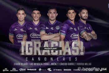 Se dan a conocer las bajas en el plantel de Mazatlan FC de cara al Apertura 2021 | Deportes | Noticias | TVP - TV Pacífico (TVP)