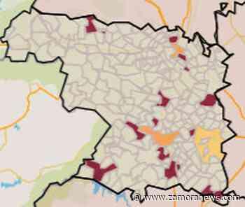 Muela de los Caballeros y Santa Clara de Avedillo se unen a los municipios en riesgo muy alto - Zamora News