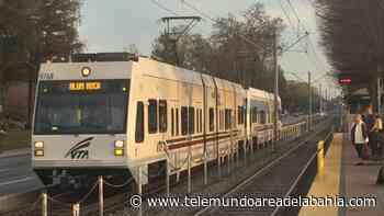 Servicio de trenes del VTA continuará suspendido en el condado Santa Clara - Telemundo Area de la Bahia