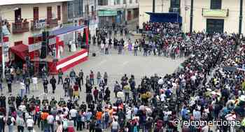 COVID-19 en Cajamarca: la provincia de Chota fue incluida al nivel de riesgo extremo pese al descenso de casos graves y fallecidos - El Comercio Perú