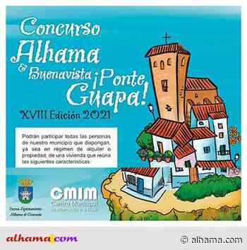 Convocado el concurso Alhama y Buenavista ¡ponte guapa! - Alhama Comunicación
