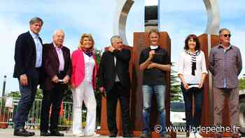 Saint-Orens-de-Gameville : une nouvelle sculpture en cœur de ville - ladepeche.fr