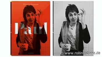Paul McCartney: Sehen Sie hier intime Aufnahmen aus dem neuen Benson-Bildband - Rolling Stone