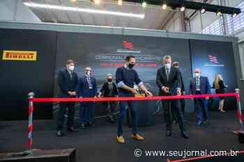Pirelli apresenta o Circuito Panamericano em Elias Fausto para o governador João Doria - SeuJornal