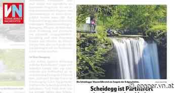 Scheidegg ist Partnerort der Gartenschau Lindau - Vorarlberger Nachrichten   VN.AT