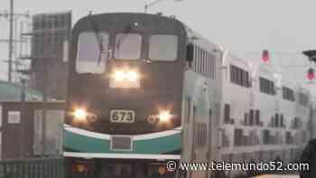 Reportan retrasos en línea de Metrolink luego de choque de tren y vehículo en Montebello - Telemundo 52