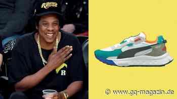 Jay-Z: Seine Lieblings-Sneakers von Puma kosten nur knapp über 100 Euro - GQ Germany