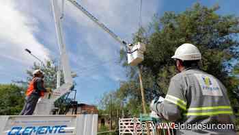 Edesur informó un corte de luz programado en Monte Grande - El Diario Sur