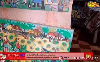 Artista plástico de Jaboticabal é reconhecido nacionalmente e possui obras na ALESP - Rádio 101FM