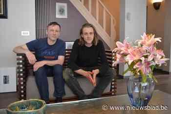 """Vader en zoon Verheylesonne uit Machelen exposeren samen in Brugge: """"De cirkel is rond"""" - Het Nieuwsblad"""