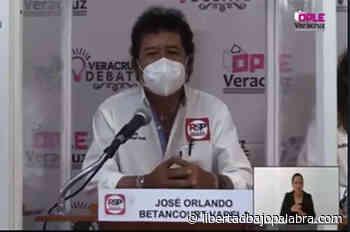 «Ya basta de cacicazgos y de camarillas en Catemaco, que sólo han buscado enriquecerse a costillas del pueblo», dice José Orlando Betancourt de RSP - Libertadbajopalabra.com