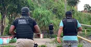 Paulo Afonso: Homem acusado de matar e incinerar vitimas é preso - Bahia Notícias