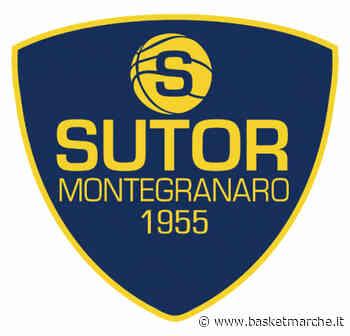 Serie B: la Sutor Montegranaro al 1° posto nella classifica per l'utilizzo degli Under 22 - Serie B Girone C - Basketmarche.it