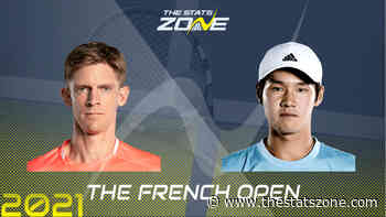 2021 French Open First Round – Kevin Anderson vs Soonwoo Kwon Preview & Prediction - The Stats Zone