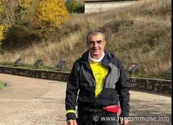 Lutte contre la sclérose en plaques : Luc Pace fait une halte à Besançon… • macommune.info - MaCommune.info