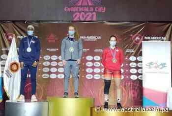 La panameña Ashley Zarate logra medalla de plata en el Campeonato Panamericano de Lucha - La Estrella de Panamá