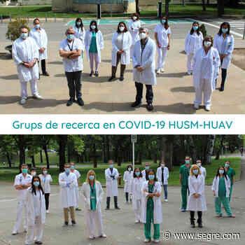 Los hospitales Arnau y Santa Maria de Lleida impulsan más de 50 proyectos de investigación sobre la covid-19 - SEGRE.com
