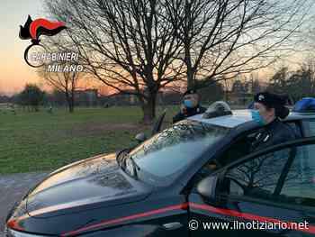 Cesate, fugge all'alt, inseguito dai carabinieri scarica un uomo nel Parco, poi l'arresto - Il Notiziario