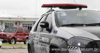 Bandidos invadem mercadinho na zona rural de Cajazeiras e roubam mercadorias e veículo - Diário do Sertão