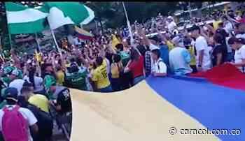 Yumbo marcha hoy en la tarde y mantiene 15 puntos de bloqueo - Caracol Radio